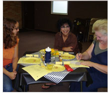Volunteer opportunities bless others at Chesterton Southern Baptist.
